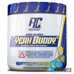 Ronnie Coleman`s Yeah Buddy