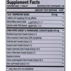 Cloma Pharma China White 25
