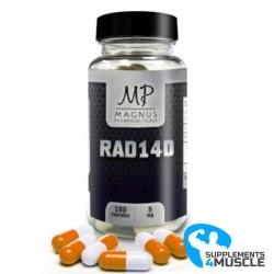 Magnus RAD140 (Testolone)