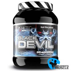 HI TEC Black Devil