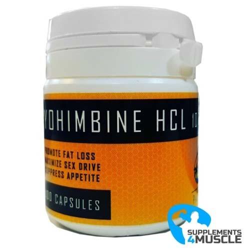 Palmas Yohimbine HCL