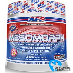 APS Mesomorph DMAA US VERSION