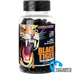 Cloma Pharma Black Tiger