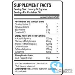 Juggernaut Nutrition WiLD
