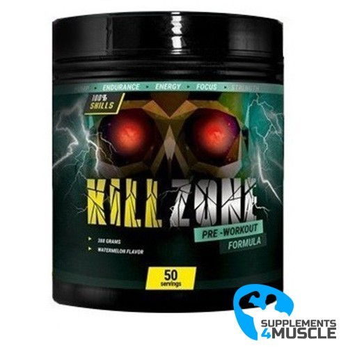 100% Skills Kill Zone Pre-Workout Formula
