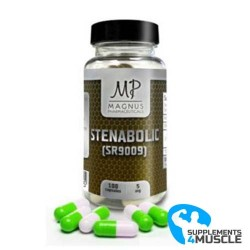 MAGNUS PHARMACEUTICALS - Supplements 4 muscle