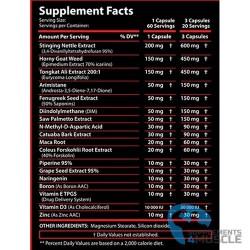 Revange Nutrition Test Restore