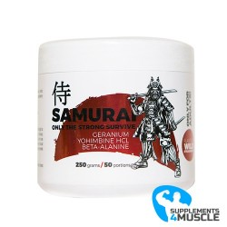 Chikara Samurai Geranium