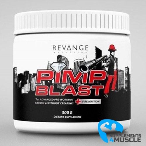 Revange Nutrition Pimp Blast
