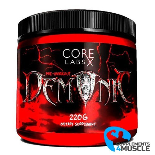 Core Labs X Demonic