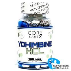 Core Labs X Yohimbine HCL