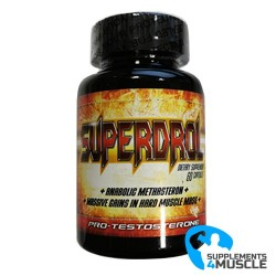 Superdrol 60 cap