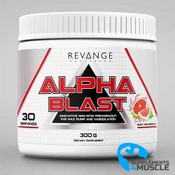 Revange Nutrition Alpha Blast