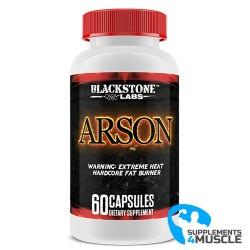 Blackstone Arson
