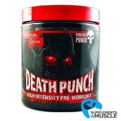 Strength Game Death Punch DMAA