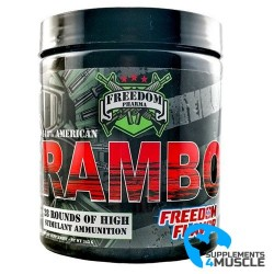 Freedom Rambo 110mg DMAA