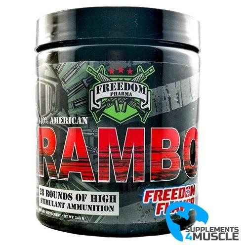 Freedom Rambo 110mg DMAA