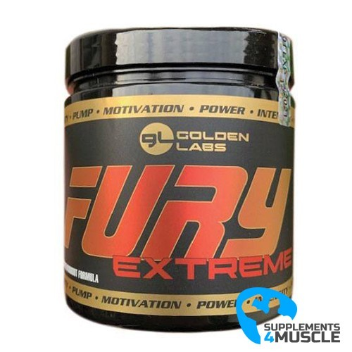 Golden Labs Fury Extreme