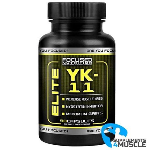 Focused Nutrition Elite YK-11