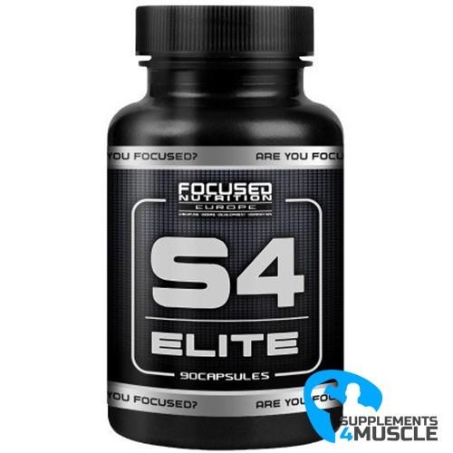 Focused Nutrition S4 Elite