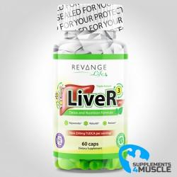 Revange Nutrition Liver3 Pro 60caps