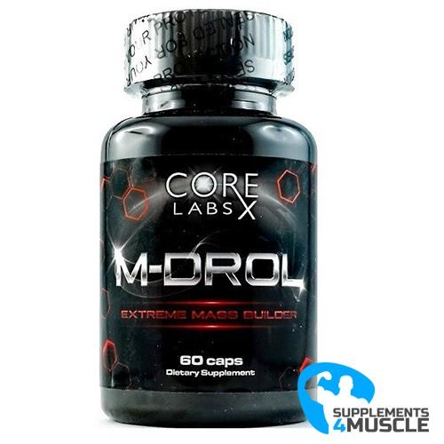 Core Labs X M-Drol 60 caps