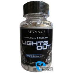 Revange Nutrition Lights Out 60caps